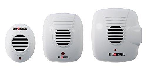 Bell + Howell Ultrasonic Pest Repeller Home Kit (Pack of 6) by Bell + Howell Bell Howell