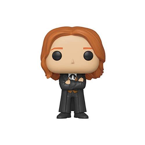 Funko- Pop Figura De Vinil Harry Potter-George Weasley (Yule) Coleccionable, Multicolor (42843)