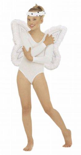 WIDMANN - Kinderkostümset Engel, Flügel und Heiligenschein