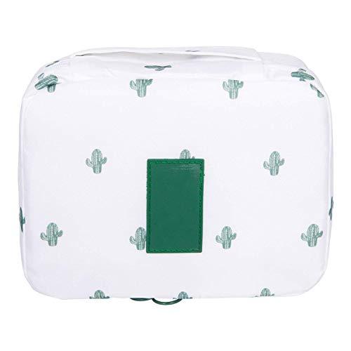 ShuuHaYi Necessity Travel Big Capacity Waterproof Cosmetic Bag Portable Makeup Bag Wash Gargle Bag,Onesize,Flamingo -
