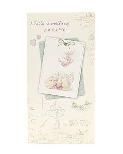 Carlton 441827–0Disney Winnie the Pooh Geld Wallet Geschenk Karte ()