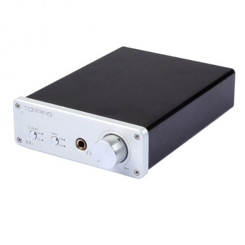 Preisvergleich Produktbild TOPPING VX1 Digital Amplifier, Silver