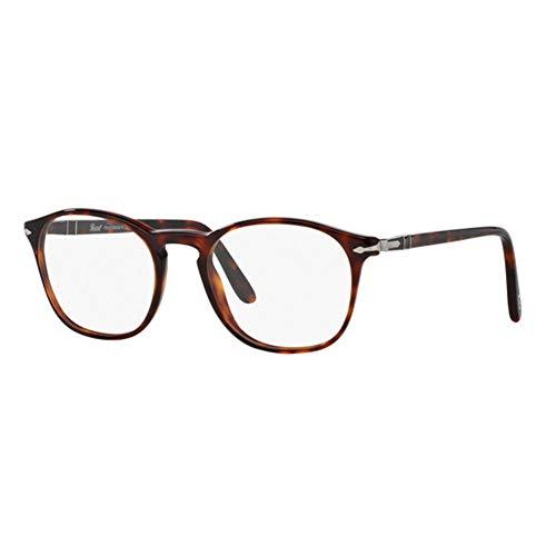 Persol Für Mann 3007 Tortoise Kunststoffgestell Brillen, 50mm