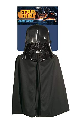 Star wars 1198 - Kinderkostümset Darth Vader, Maske - Darth Maske
