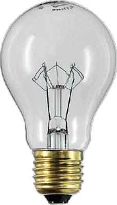 Phi Normallampe klar 150 Watt von Philips bei Lampenhans.de
