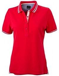 James & Nicholson Damen Poloshirt Ladies' Lifestyle
