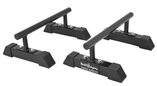 Mixed Martial Arts Push Up Stand Bar 2er-Set - Liegestütz-Griffe aus massiven Stahl BCA-47