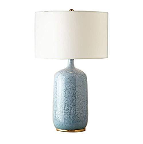 YAMEIJIA Rustikal/Ländlich Dekorativ Tischleuchte Für Keramik 220-240V Blau