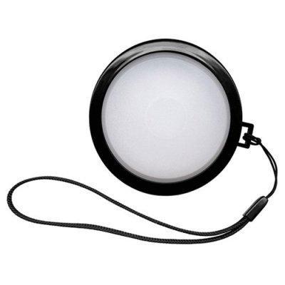 Polaroid Weißabgleich Objektivkappe für die Pentax X-5, K-01, K-30, K-X, K-7, K-5, K-5 II, K-R, 645D, K20D, K200D, K2000, K10D, K2000, K1000, K100D Super, K110D, *ist D, *ist DL, *ist DS, *ist DS2 Digitale SLR Kameras Which Has Any Of These (16-45mm, 50-135mm) Pentax Lenses -