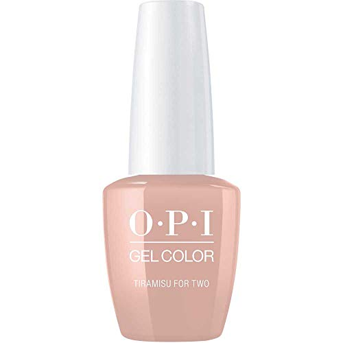 OPI Esmalte De Gel De Uñas Color Tiramisu for two