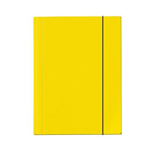 Veloflex 4432310 Sammelmappe Velocolor, DIN A3, gelb