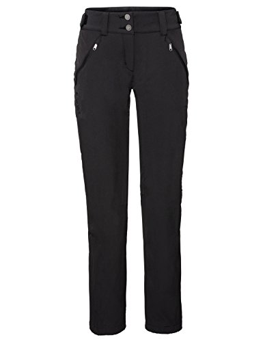 Vaude Damen Women's Skomer Winter Pants Hose, Black, 42