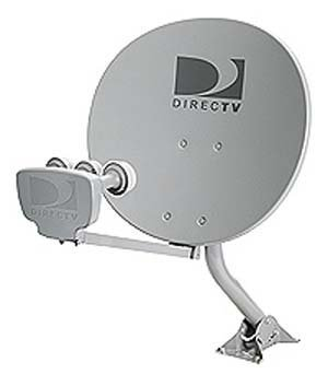 1820 Phase III Satellite Dish Triple LNB 18 Inch x 20 Inch Multi-Satellite Oval Elliptical Calamp Phase 3 DSS DBS Digital Signal with Integrated Multiswitch and Feed Mount Assembly  available at amazon for Rs.21749