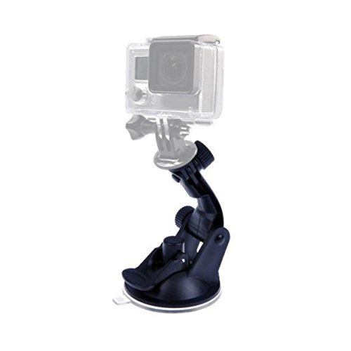 Electomania Car Windshield Window Mount Suction Cup Sucker Stand Holder For Gopro 1 Piece (As Show In Picture)