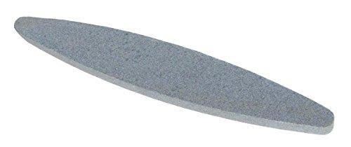 MARAPON | Abziehstein oval | 230 mm | Schleifstein | Sensenwetzstein für Messer und Klingen