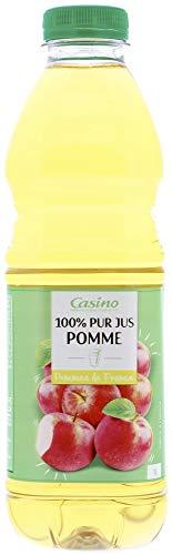 CASINO Jus de Pomme 100% Pur Jus