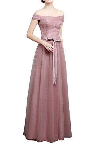 Victory Bridal - Robe - Trapèze - Femme Vieux Rose