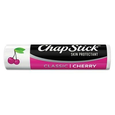 chapstick-classic-lip-balm-cherry-015-oz-tube-24-per-box-product-category-breakroom-and-janitorial-o