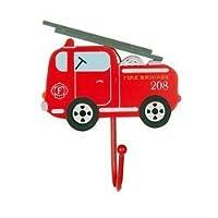 Fire Engine Single Hooks