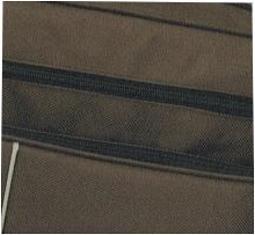Elephant 1507 borsa a tracolla da viaggio per cellulare vestamatic m, Organizer in 5 colori circa 24,0 x 28,0 x 15,0 cm Grigio