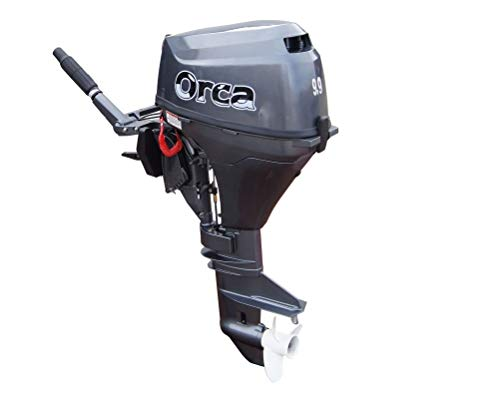 Orca Außenborder 9,9 PS -