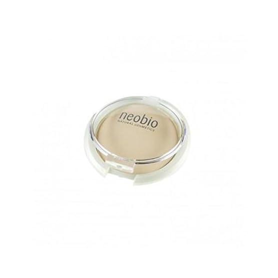 maquillaje en polvo Neobio light beige
