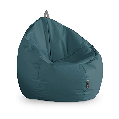 HAPPERS Puff Junior Polipiel Indoor Glaciar