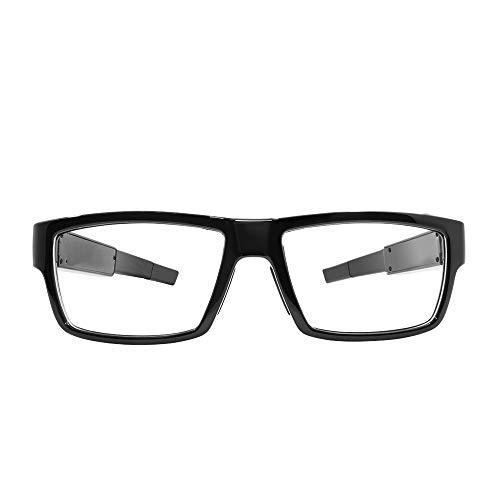 Kamera Brille versteckte 1080P HD tragbare Mini Kamerabrille Spionage Videobrille mit 16GB Speicher