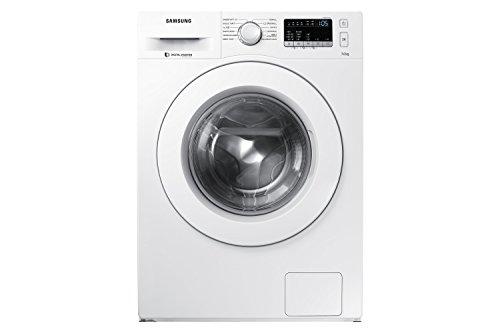 Samsung WW70J44A3MW/EG Waschmaschine Frontlader / 7kg / 85 cm Höhe / ECO-Trommelreinigung / Smart Check / Vollwasserschutz / Digital Inverter Motor