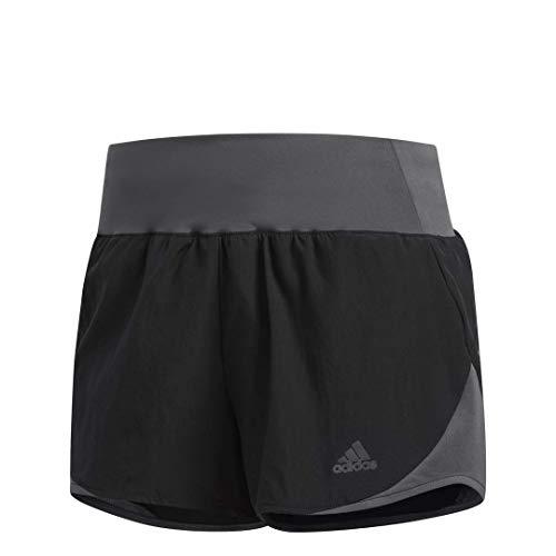 adidas Damen Run It Shorts schwarz/grau Medium 3