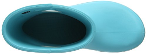 Crocs Jaunt Shorty Boot W, Stivali, Donna Blu (Pool)