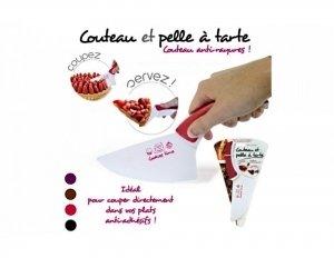 Couteau et Pelle à Tarte - lily cook