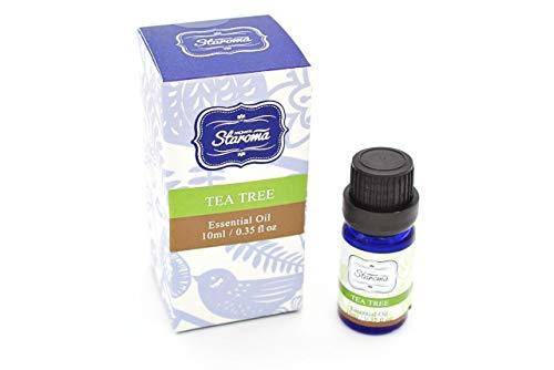 Duftöl Teebaum ätherische Öle intensiv Raumduft Aromaöl Aromatherapie Raumduft Diffuser Duftstövchen naturrein essential -