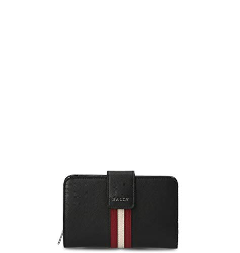 BALLY Luxury Fashion Damen 6219287SEMBRIDGES100 Schwarz Brieftaschen   Jahreszeit Outlet -