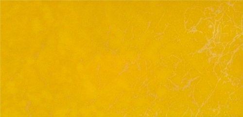 Verzierwachsplatte 'sonnen-gelb-marmoriert' 20/10 cm -9729- Wachsplatte sonnengelb - 9729 - zum...
