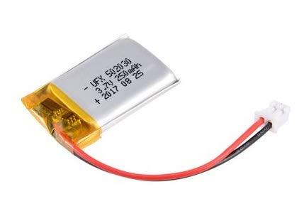 Filanimal Batería de polímero de Litio 502030 240 mAh (3.7V) para Collar de adiestramiento para Perros Petrainer y iPets Battery Remote Dog Training