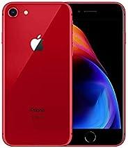 Apple iPhone 8 Plus 64Go - (PRODUCT)RED - Débloqué (Reconditionné)