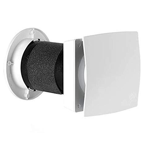 Vortice 11634 Recuperatore di calore Aspiratore D'Aria Purificatore Ventilazione Ambiente HRW 20 Mono