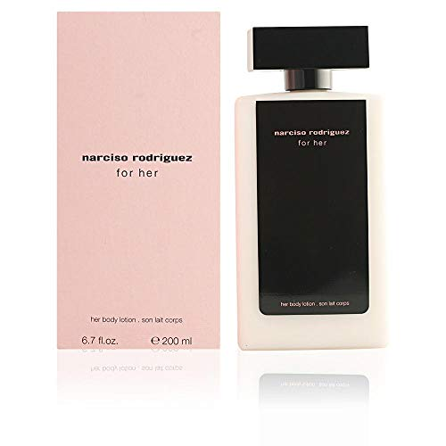 Narciso Rodriguez femme / woman, Bodylotion 200 ml, 1er Pack (1 x 200 ml)