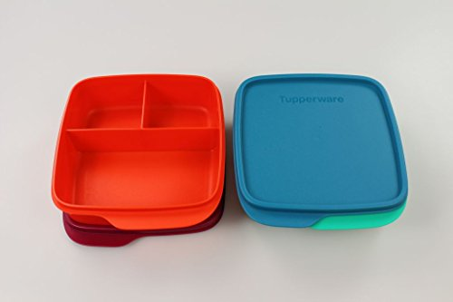 tupperware-to-go-lunchbox-550-ml-orange-turkis-trennwand-clevere-pause-schule