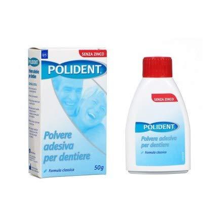 Polvere adesivo per dentiere 50 g