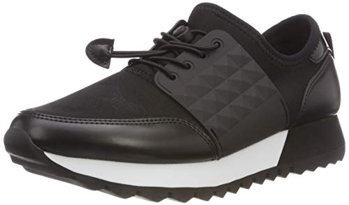 s.Oliver Damen 5-5-23613-21 098 Sneaker, Schwarz (Black Comb 98), 41 EU