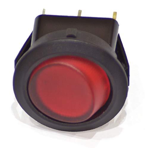 Ersatz-Kippschalter für Volcano Vaporizer Classic, rot