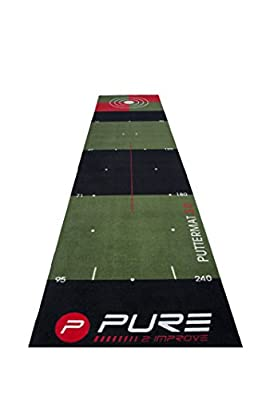 Pure 2Improve Puttingmatte Golf