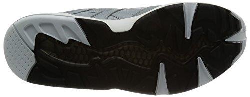 Puma Trinomic R698 Black White Grau
