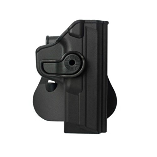 IMI Defense Conceal Carry Polymer Retention Holster for Smith & Wesson M&P (9mm/.40/357) Pistol