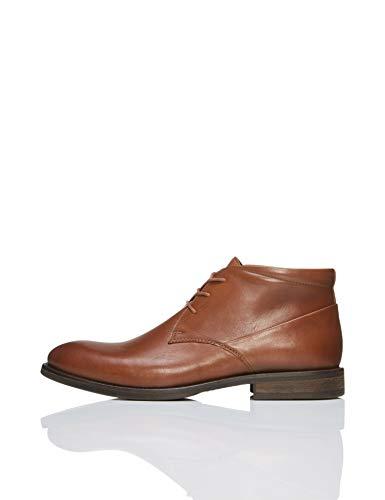 find. Herren Chukka  Klassische Stiefel,  Braun (Brown), 45/46 EU -