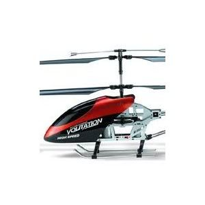 Double Horse 9053 26 Inches 3.5 Channel Outdoor Metal Gyro Rc Helicopter -New! - For Extra Stability Toy / Game / Play / Child / Kid by Toys4U