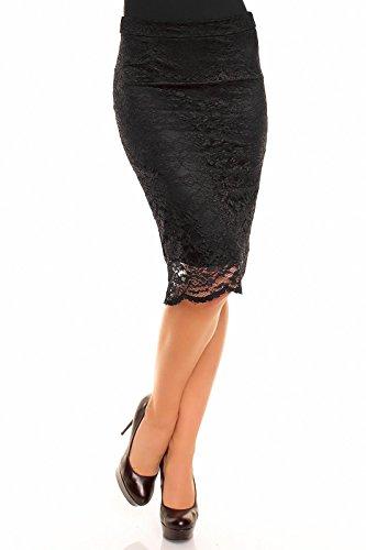 Fashion -  Gonna  - Donna Nero