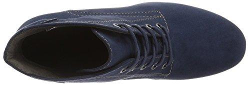 Tamaris Damen 25122 Kurzschaft Stiefel Blau (navy 805)
